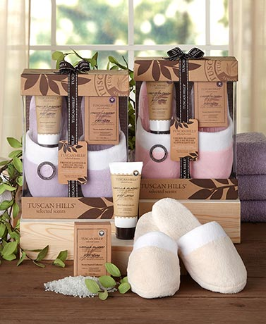 3-Pc. Spa Foot Care Gift Sets