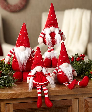 Christmas Plush Gnomes