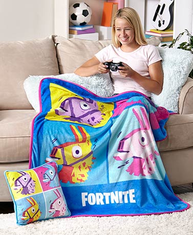 Fortnite Throw or Pillow