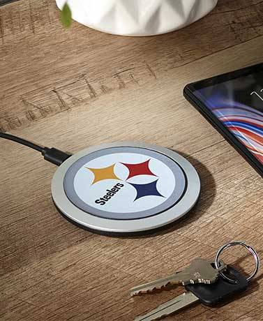 NFL Wireless Charging Pads