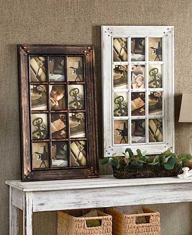 12-Opening Collage Photo Frames