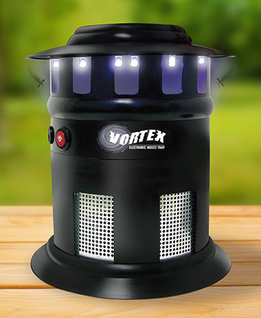 Vortex Electronic Insect Trap