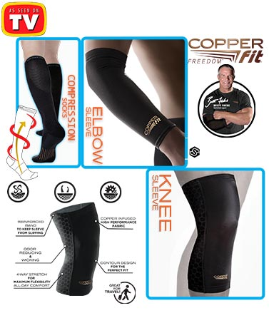 Copper Fit® Compression Line