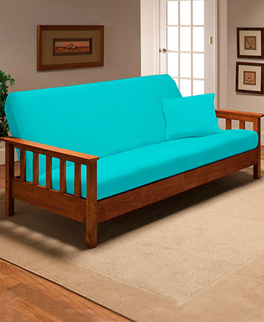 Jersey Stretch Futon Covers