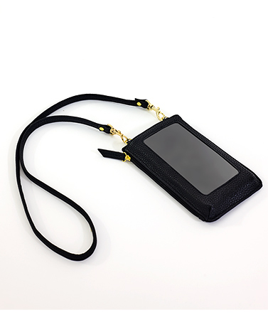 Buxton RFID Cell Phone Lanyards