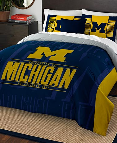 Collegiate Comforter Sets