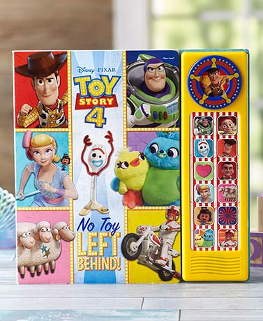 Toy Story 4 Deluxe Sound Book