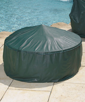 Green pvc plastic patio furniture cover for outdoor deck lawn porch garden new on popscreen Plastic patio furniture covers