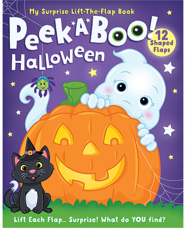 Peek-A-Boo Halloween Book