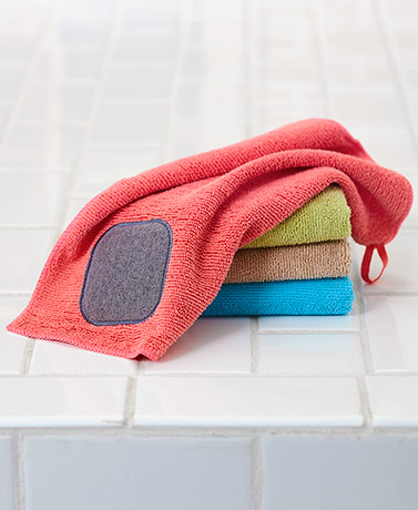 Set of 4 Multi-Use Kitchen Dishcloths