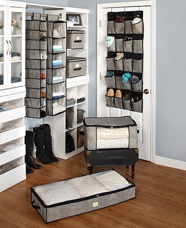 Complete Closet Organization System