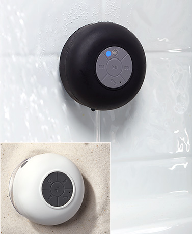 Wireless Shower Speakers