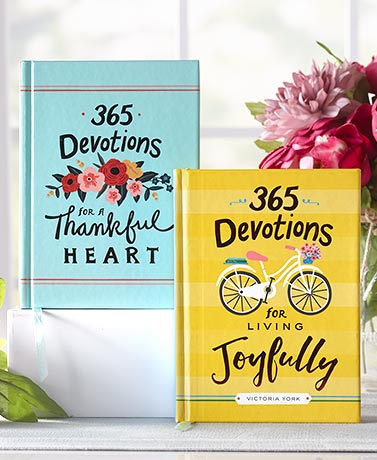 Daily Devotionals for Positivity and Gratitude