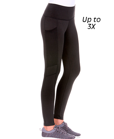 Women's Athletic Capris or Leggings