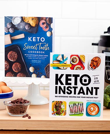 Keto Diet Cookbooks