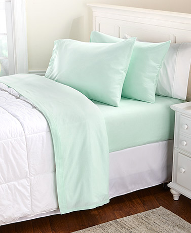 Jersey Knit Bed Sheet Sets