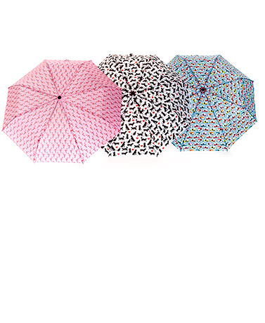 Novelty Printed Umbrellas