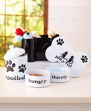 Enamel-Look Pet Collection