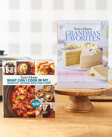 Taste of Home® Cookbooks