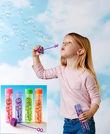 Set of 4 Scented Bubbles
