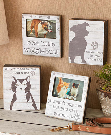 Pet Lovers' Decor Collection