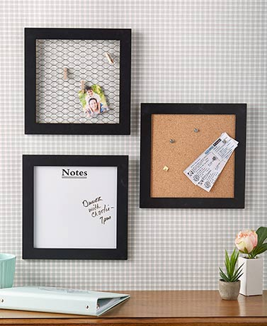 Mix & Match Memo Board Collection