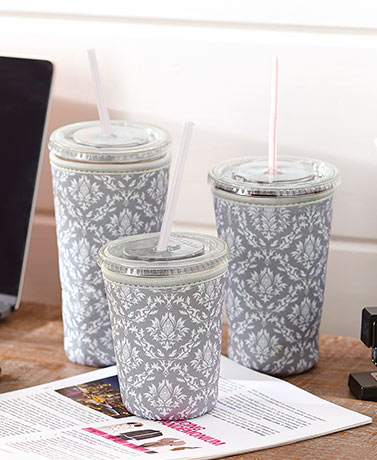 3-Pack Iced Drink Sleeves