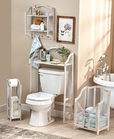 Vintage Style Bath Furniture Collection