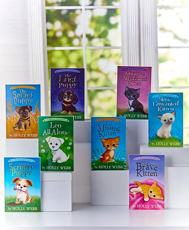 Pet Rescue Adventure Book Sets