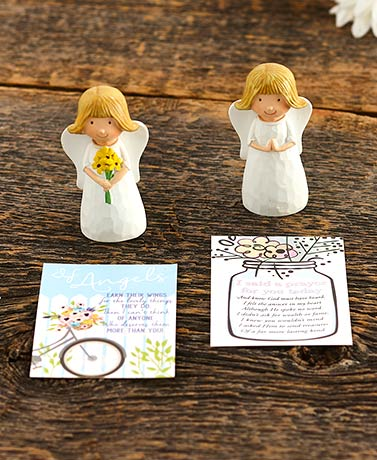Itty Bitty Angel Blessing Gifts