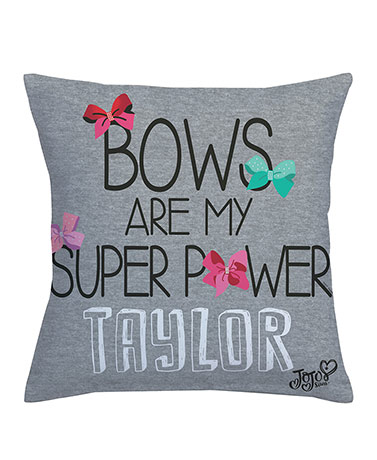 JoJo Siwa Personalized Pillows
