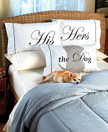 Dog Lovers Pillowcases