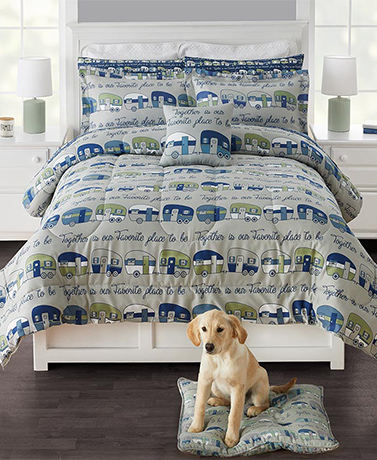 Our Favorite Place Is Together Bedding Collection
