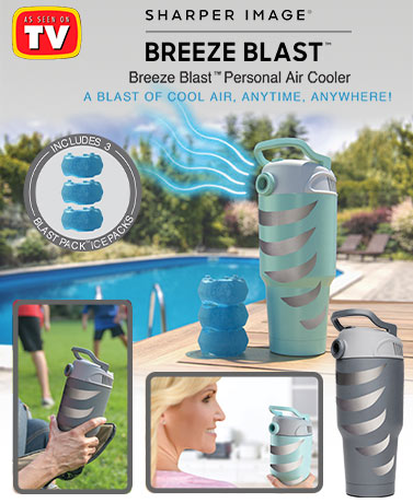 Breeze Blast™ Personal Air Coolers