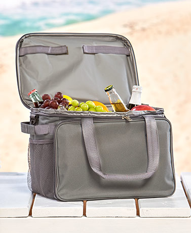 Organizing Insulated Cooler Bags