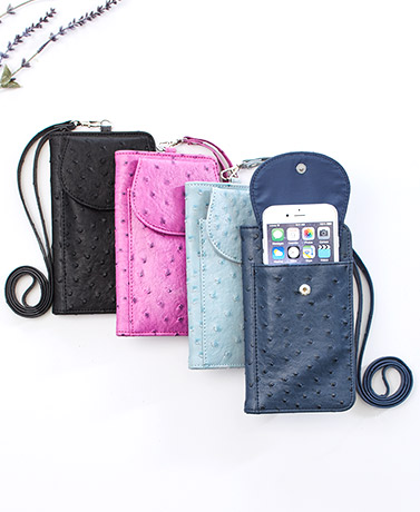 Cell Phone Lanyard with Wallet
