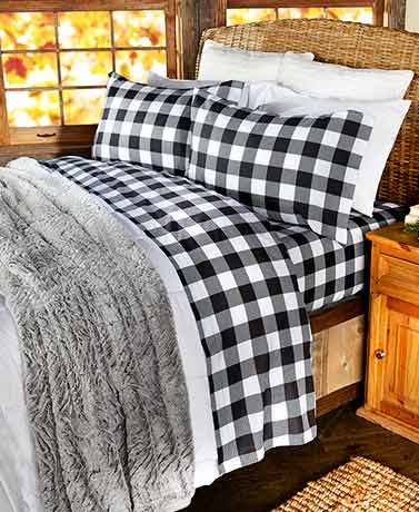 Buffalo Check Sheet Sets