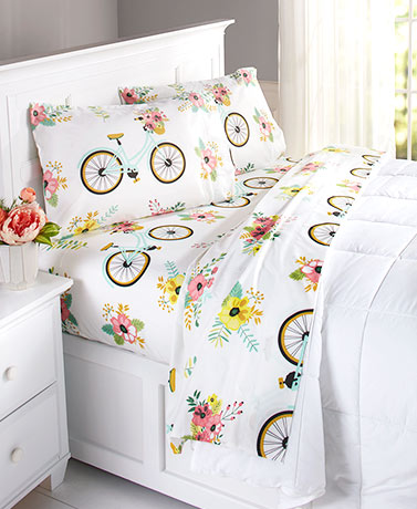 Novelty Spring Themed Sheet Sets