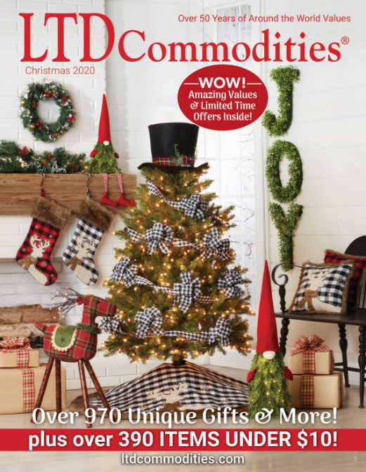 Free Christmas Catalogs By Mail 2020 Shop Our Catalogs | All Catalogs | LTD Commodities