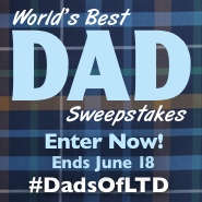 World's Best Dad Sweepstakes